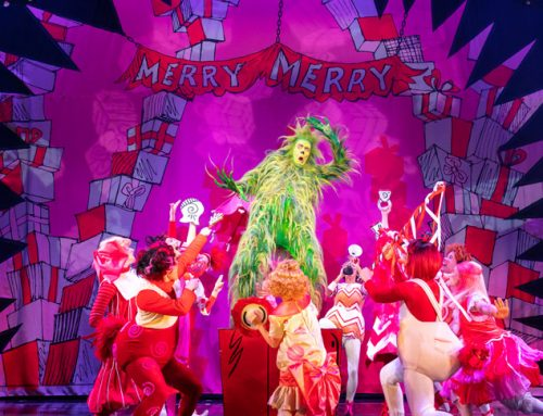 The Grinch Who Stole Christmas, the Musical